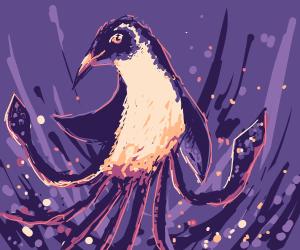 Squid-Penguin