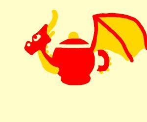 Teapot dragon.