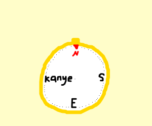 Literal Kanye West