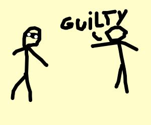 Criminal is Guilty!