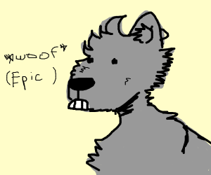 """Wolf says """"epic"""""""