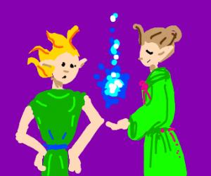 Magic elves