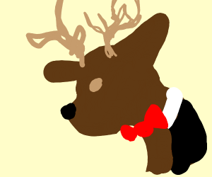 Snazzy Moose