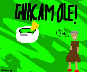 Guacamole song meme