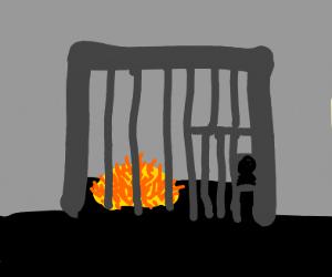 yellow fur in prison