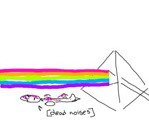 prism kills man