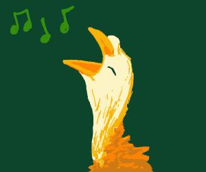 Singing Turkey