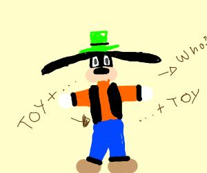 Goofy Toy