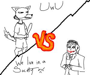 Furry VS Gamer
