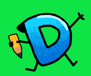 The drawception D