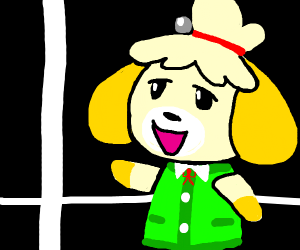 Isabelle(AC) Is Back!