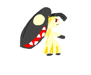 Mawile (from pokemon)
