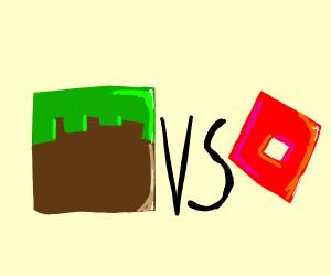 Minecraft Roblox