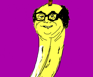 danny devito banana