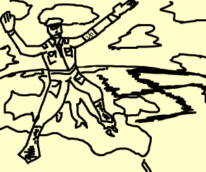 Nazi took taking over the world