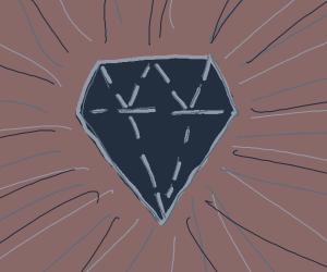 grey diamond