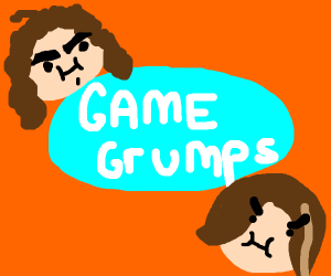 Dan and Arin, the Game Grumps