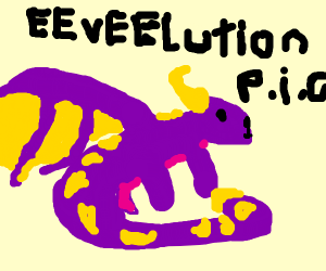 Create a new eeveelution P.I.O
