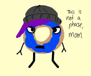 emo donut
