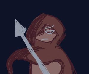 Epic/Dark Fantasy Spearman