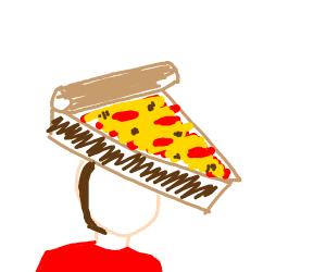 Pizza Hat!
