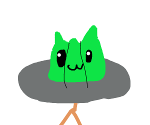 Cat Jell-o
