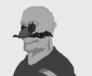 gray dr eggman