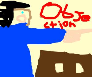 Pheonix Wright Objection