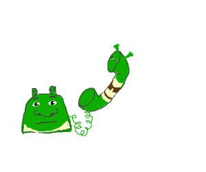 The Shrek Phone