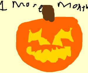 It's 1 month until Spooktober