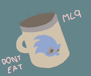 ML9. Amazing! Sanic Coffee :O