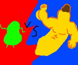 buff banana vs weak pear