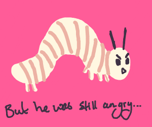 The Very Hangry Caterpillar