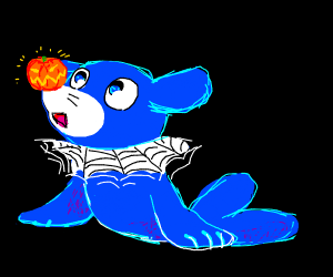 Spooky Popplio