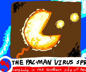 New Disease Discovered: Pacman