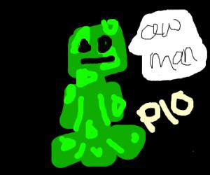 creeper aaaw man (pio)