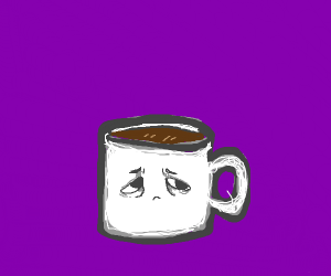 Critical and depressed coffee