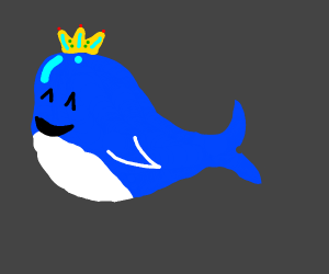 The KING of WHALES