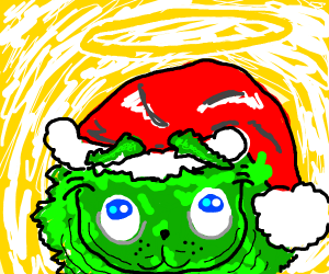 the holy grinch