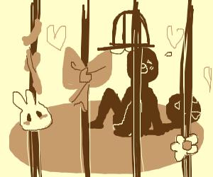 Cute Jail