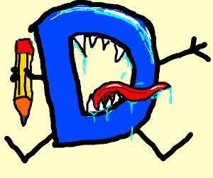drawception monster