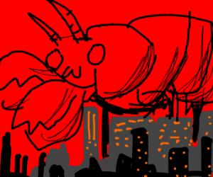 Monstrous Lobster