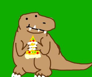 Doughy T-Rex