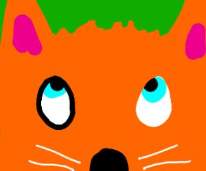I am a cute lil fox