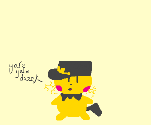 yare yare daze but it's pichu