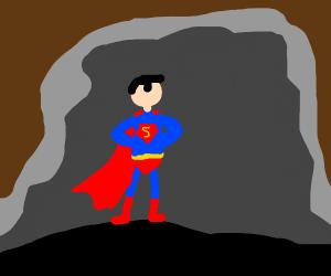 Cave Superhero