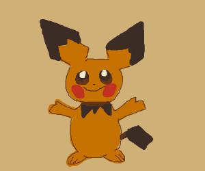 happy pichu (pokemon)