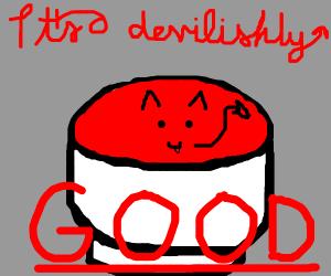 devilish soup