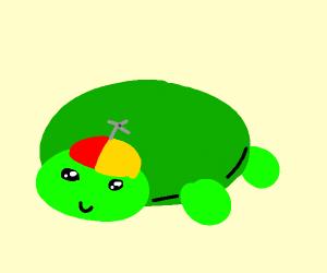 Childlike Turtle