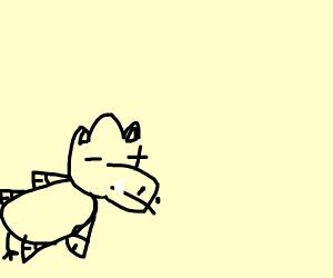 long nosed boar